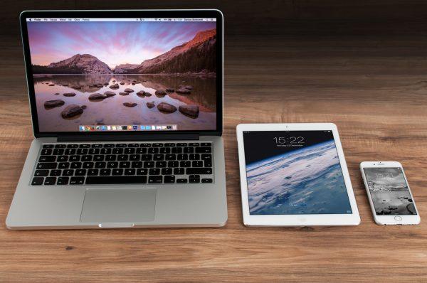 macbook et ipad