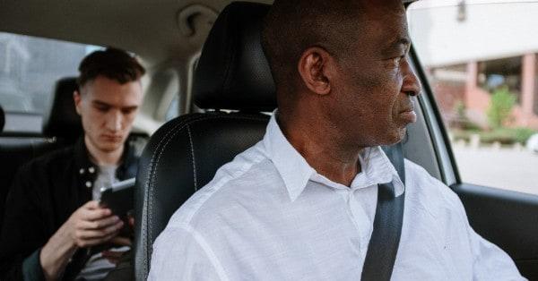 Formation VTC - chauffeur et passager
