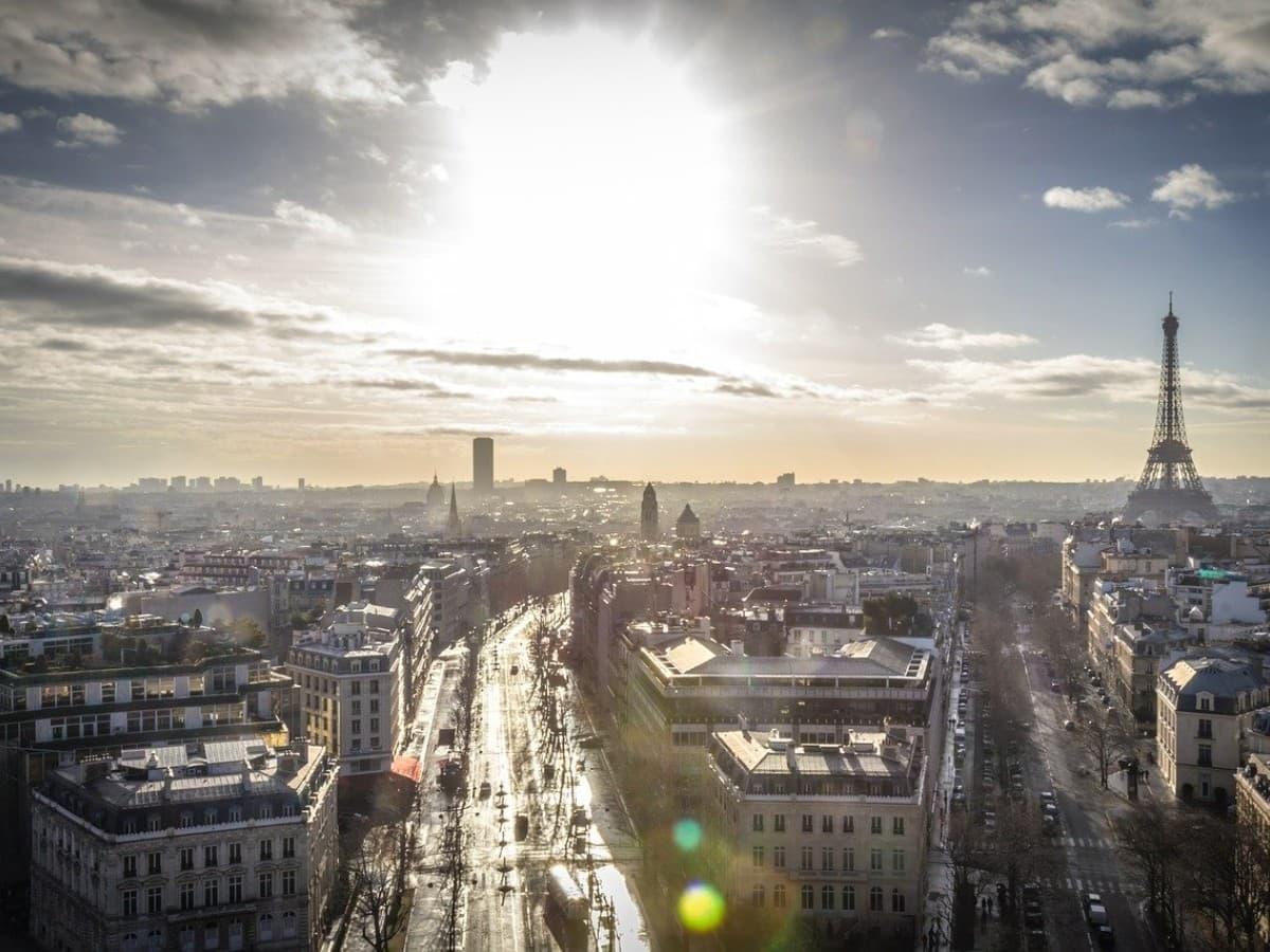 Examen VTC pratique - ville de Paris
